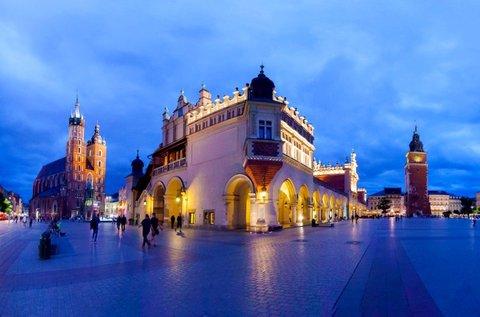 5 napos feltöltődés Nyugat- és Közép-Európában