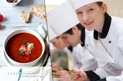 Dolce Vita olasz főzőklub egészséges ételekkel