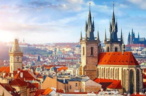 2 napos feltöltődés Nyugat- és Közép-Európában