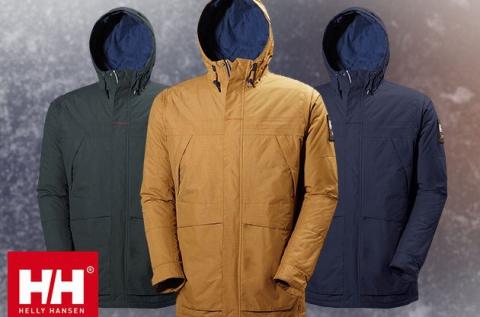 Helly Hansen Coastline prémium férfi kabát