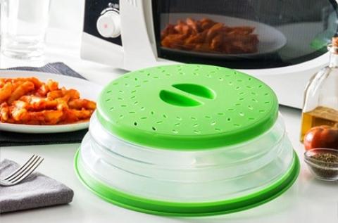 Tap It Tap összehajtható fedél mikrózáshoz