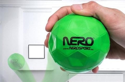 Nero pattogós labda bemelegítéshez, edzéshez