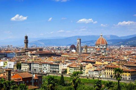 Városlátogatás Firenzében repülővel