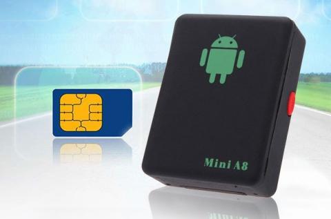 Mini A8 GPS nyomkövető