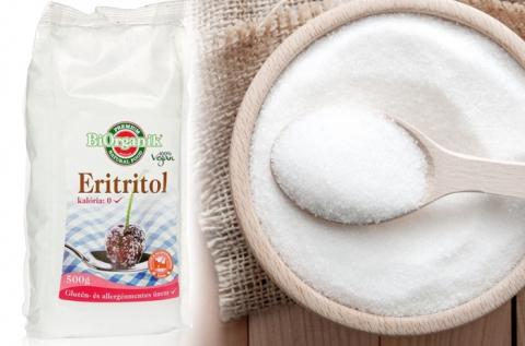 Naturganik Eritritol természetes édesítőszer