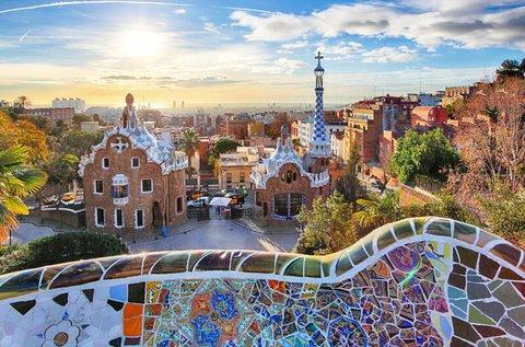 4 napos városnézés Barcelonában repülővel