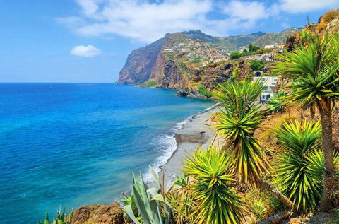 7 napos felejthetetlen vakáció Madeira szigetén