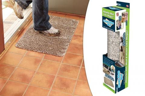 Clean Step Mat mikroszálas lábtörlő
