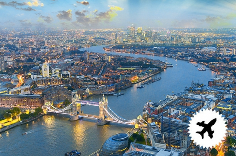4 napos londoni városlátogatás repülővel