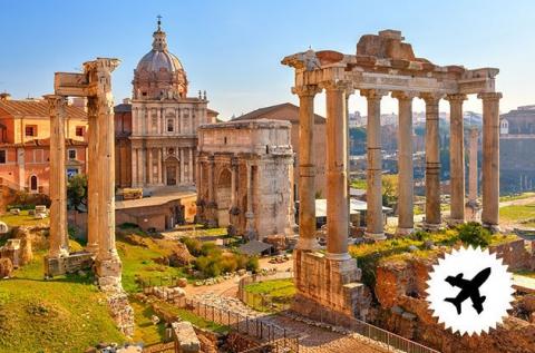 4 napos kiruccanás Rómába
