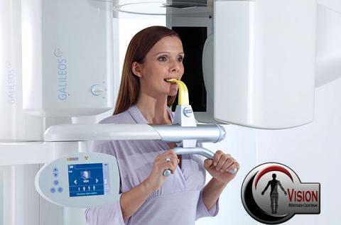 Fogászati CT 3D ConeBeam technológiával