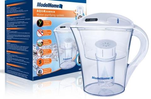 2 l-es Aqua Essence víztisztító és vízlágyító