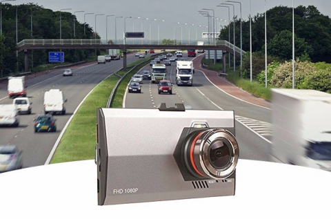 Full HD eseményrögzítő autós kamera