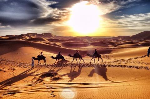 4 napos mesés kirándulás Marokkóban novembertől