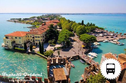 6 napos látogatás az észak-itáliai tóvidéken