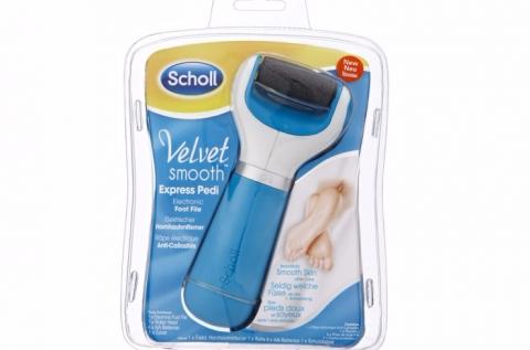 Scholl Velvet Smooth talpreszelő gép