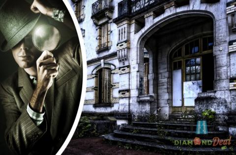 Rejélyek Városa szabadtéri nyomozás 2 órában