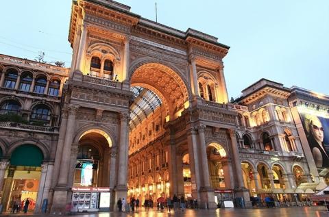 4 napos kiruccanás a divat fővárosába, Milánóba