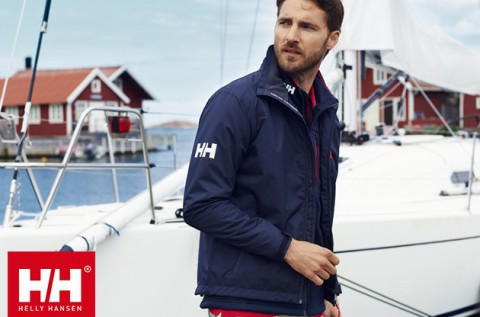Helly Hansen Crew Fleece férfi polárkabát
