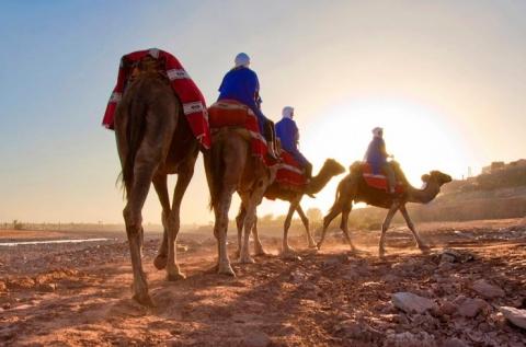 4 napos látogatás  a varázslatos Marrakesh-ben