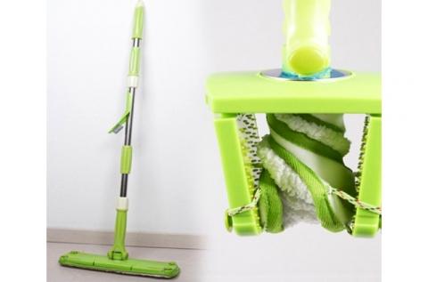 Twist Flat Mop felmosó 360 fokban forgatható fejjel