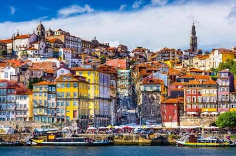 4 napos városlátogatás Portoban repülővel