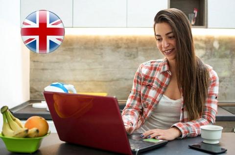 12 hónapos online angol nyelvtanfolyam 6 szinten