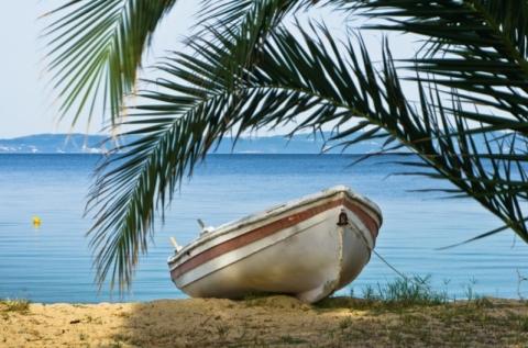 1 hetes nyaralás Görögországban
