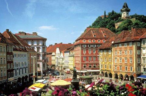 3 napos kirándulás Graz-ban