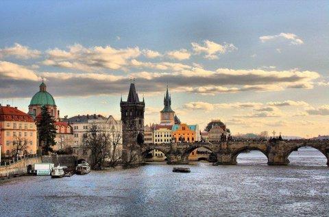 4 csillagos pihenés Prága központjában