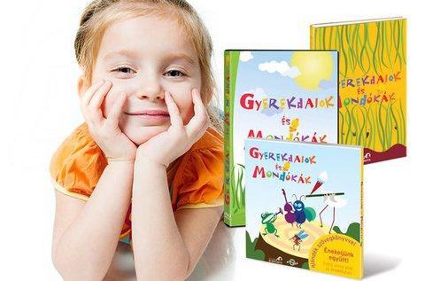 Gyerekdalok és Mondókák ajándékcsomag