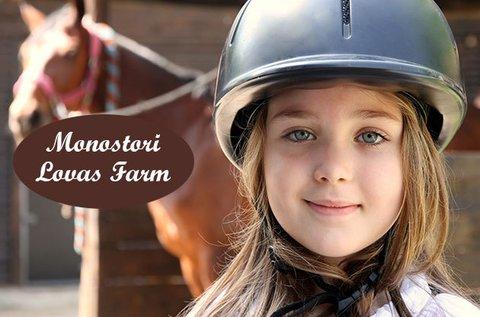Nyári napközis lovas- és kalandtábor Szentendrén