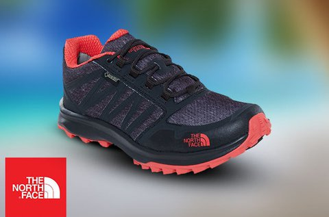 The North Litewave Fastpack Gtx női túracipő