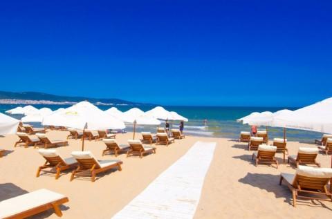1 hetes luxus nyaralás a bulgáriai Naposparton