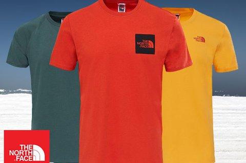The North Face férfi pólók 100% pamutból