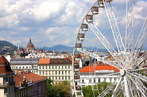 Felnőtt belépő a Budapest Eye óriáskerékre