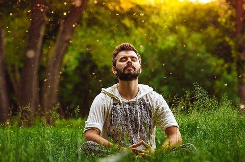 60 perces meditáció oktatás a testi-lelki békéért
