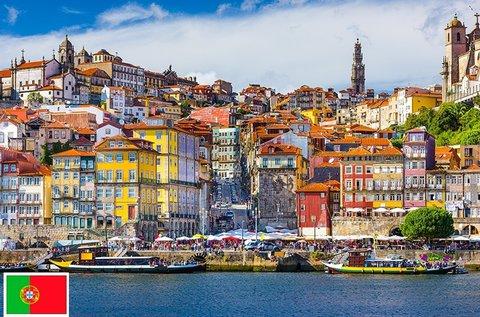 Látogatás a hidak és a borok városában, Portóban