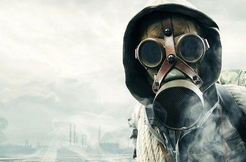 Menekülés Csernobilból szabadulós játék