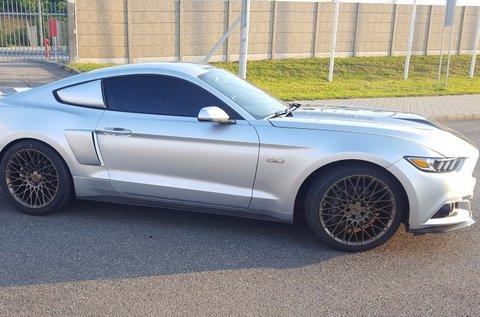 2 körös Ford Mustang GT Eleanor élményvezetés