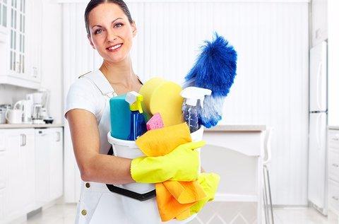 3 órányi takarítás