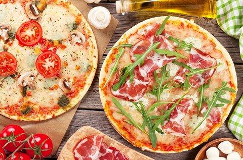 2 db választható finom pizza