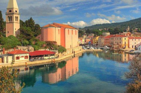 Vakáció a gyönyörű horvát szigeten, Losinjban