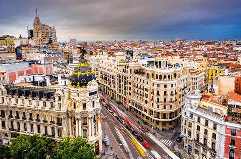 4 napos kalandozás Madrid belvárosában