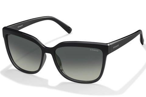 Polaroid női napszemüveg fekete színben