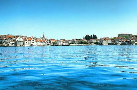 3 napos lazítás a horvát tengerparton