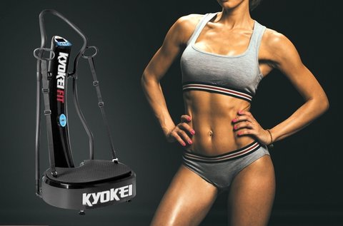 10x10 perc Kyokei Vibro trainer edzés