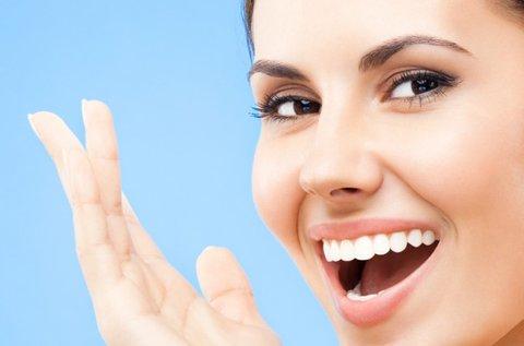 Ultrahangos fogkő-eltávolítás 2 fogsorra