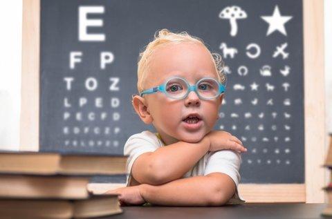 Szemüveg készítés gyermekeknek