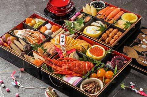Nyári japán menü 2 főre 30 db-os sushi tállal